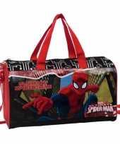 Spiderman weekendtas voor kinderen